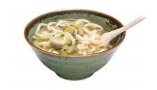 B10 Nouilles soupe UDON boeuf ou poulet